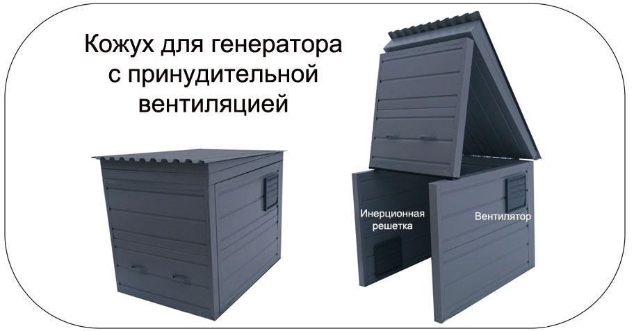Ящик для генератора своими руками чертежи 56